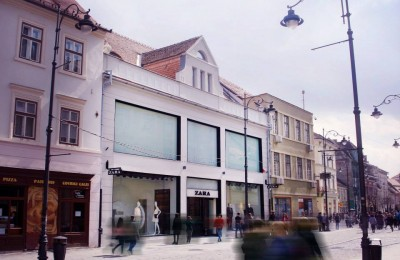 Zara Store Sibiu
