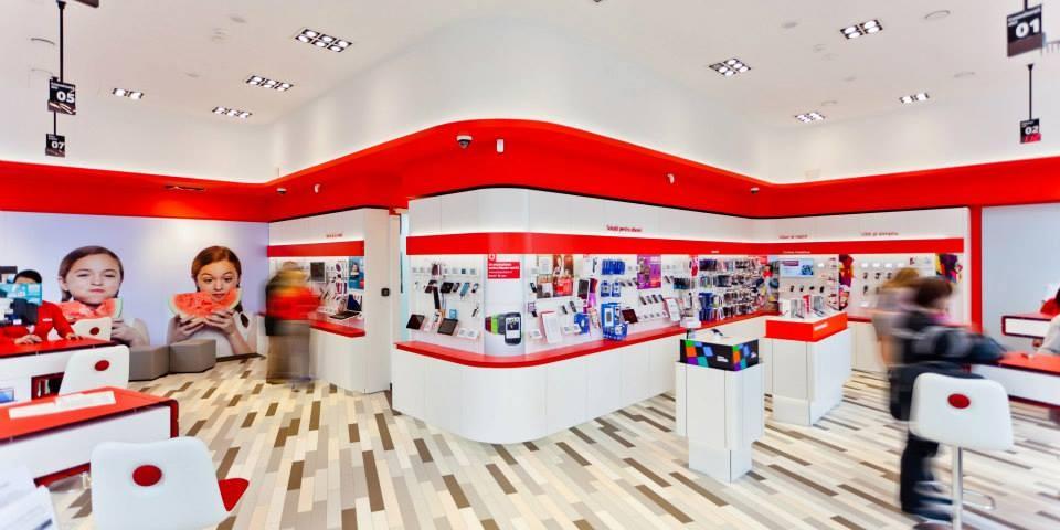 Vodafone Store Cluj-Napoca