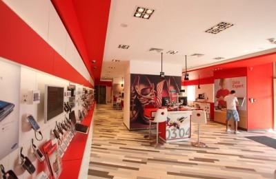 Vodafone Stores Romania